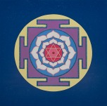 Painted Prayers - Wisdom Yantra.Small J-PEG